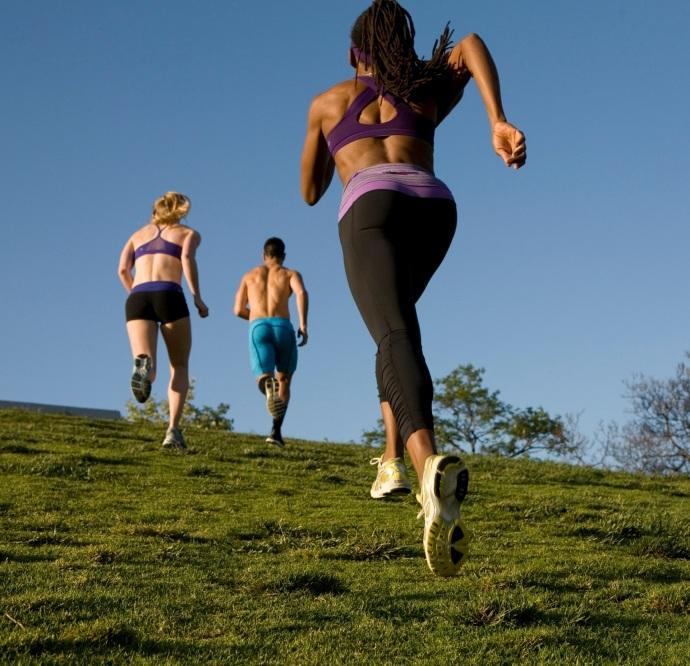 runninguphill