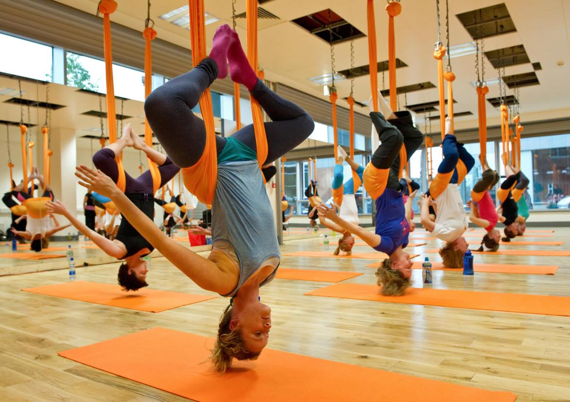 Why Trendy Group Exercise Classes Fail